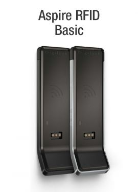 Basic Touch RFID vertical with pull Surface mount