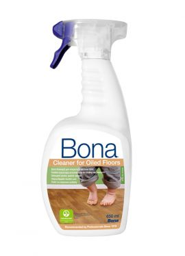 Bona Cleaner for Oiled Floors Spray Bottle