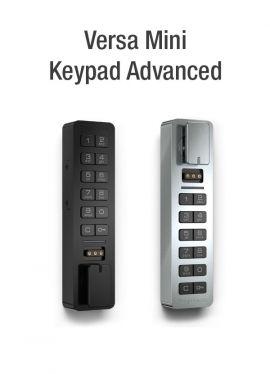 Advance Keypad with programming device* Vertical Mini Camlock