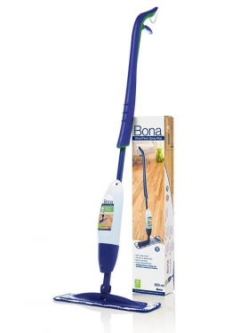 Wood Floor Spray Mop : Kit
