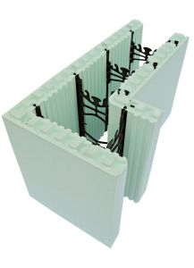 90 Degree Form Unit - Assembled - Price Per Block