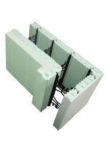 90 Degree Form Unit (Plus Series) - Outside (Long Side) - Price Per Block