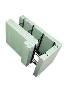 90 Degree Form Unit (Plus Series) - Inside (Short Side) - Price Per Block