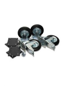 """6"""" Castors (Fitted)"""