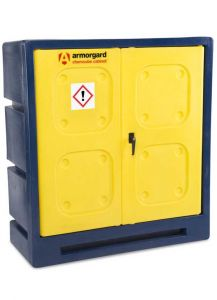 Chemcube Cabinet Lockable Chemical Storage Cabinet CCC3