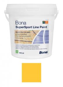 Bona SuperSport Line Paint Yellow 1L