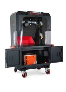 Cutting Station Mobile Multi Purpose Cutting Station with Dust Extractor