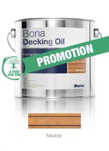 Bona Decking Oil Neutral 2.5L