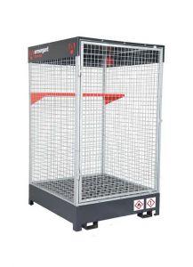 Drumcage Haardous substance storage cage