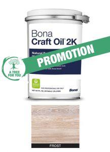 Bona Craft Oil 2K Frost 1.25L