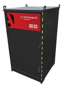 Flamstor Walk-In hazardous storage unit