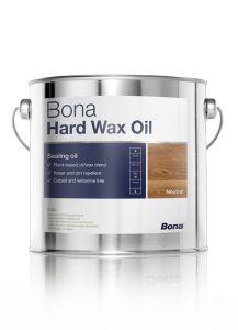 Bona Hardwax Oil Extra Matt 2.5L