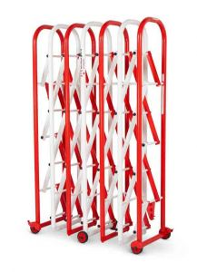 Instagate Expandable control barrier - 6ft height