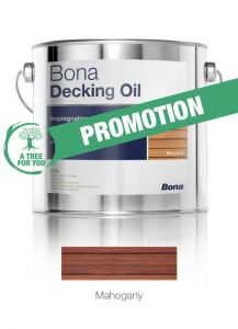 Bona Decking Oil Mahogany 2.5L