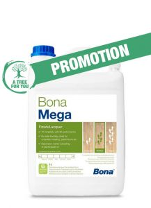 Bona Mega Silk Matt 5L - From Factory