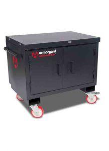 Mobile Tuffbench Mobile Workbench & Storage Cabinet