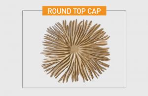 Round Top Cap