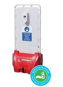 SaniStation - S20 Portable Sanitation Stand