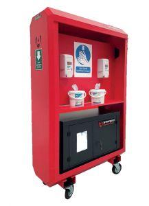 SaniStation - S40 Portable Sanitation Station