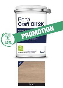 Bona Craft Oil 2K Sand 1.25L