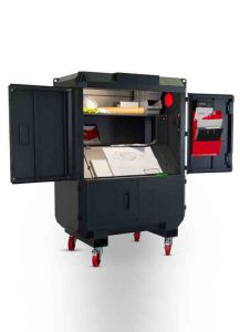 Armorgard Sitestation Multi-Purpose Lockable Work Station