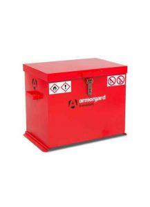 Transbank Hazardous Material Storage