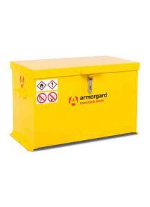 Transbank Chem Safe vault for transportation of chemicals