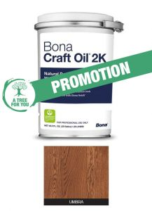 Bona Craft Oil 2K Umbra 1.25L
