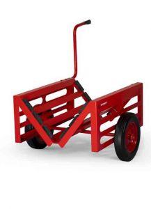 V-Kart Cart for Handling Long Lengths of Material