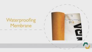 Waterproofing Membrane - Price Per Roll