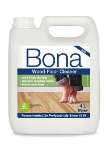 Wood Floor Cleaner Refill 4L