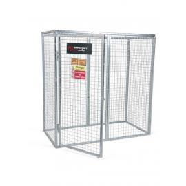 Gorilla Gas Cage Steel security cage for gas cylinder